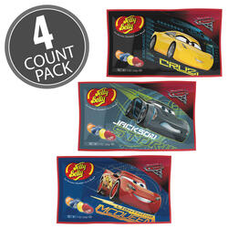 Disney©/PIXAR Cars 3 - 1 oz Bag 4-Count Pack