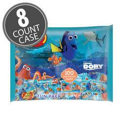 Disney©/PIXAR Finding Dory Jelly Beans Fun Pack - 8-Count Case