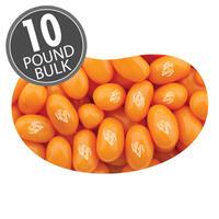 Pumpkin Pie Jelly Beans - 10 lb Bulk Case