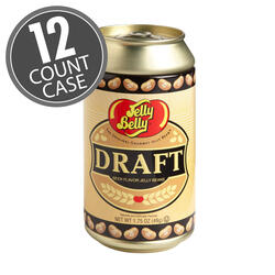 Draft Beer Can Tin - 1.75 oz Can - 12 Count Case