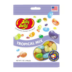 Tropical Mix Jelly Beans - 7 oz Bag