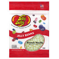 French Vanilla Jelly Beans - 16 oz Re-Sealable Bag
