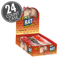 Gummi Pet Rats - 3 oz - 24 Count Case