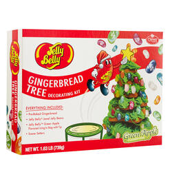 Jelly Belly Gingerbread Tree Decorating Kit