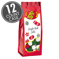 Jingle Bell Jells - 6 oz Gift Bags - 12-Count Case