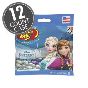 Disney© FROZEN Jelly Bean 2.8 oz Bag - 12 Count Case