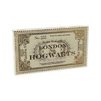 Harry Potter™ Platform 9 3/4 Ticket To Hogwarts Chocolate Bar - 1.5 oz