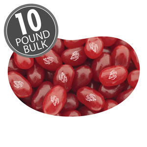 Cranberry Sauce Jelly Belly - 10 lb Bulk Case