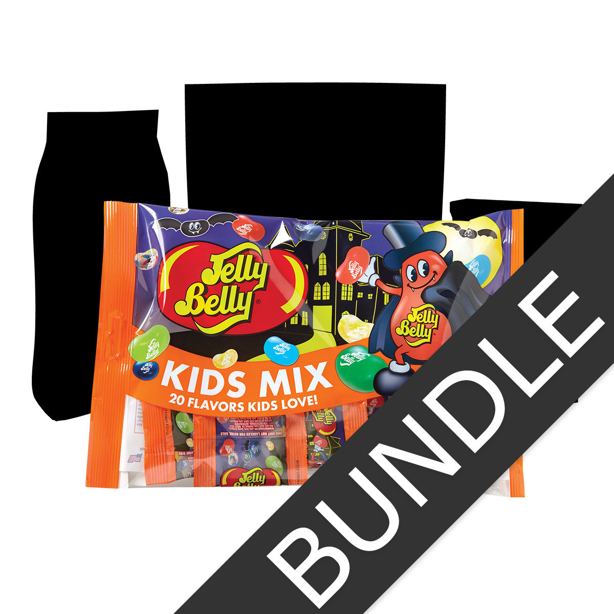 Bigger Trick or Treat Fun Pack Bundle (5 Items)