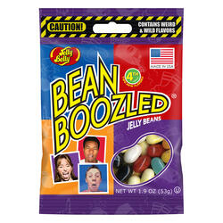 BeanBoozled Jelly Beans 1.9 oz bag (4th edition)
