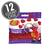 Red Raspberry Hearts 2.75 oz Grab & Go® - 12 Count Case-thumbnail-1