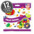 Fruit Bowl Jelly Beans - 3.5 oz Bag - 12 Count Case-thumbnail-1