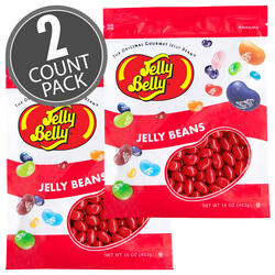 Cinnamon Jelly Beans - 16 oz Re-Sealable Bag 2-Pack