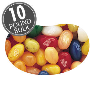 Fruit Bowl Jelly Beans - 10 lbs bulk
