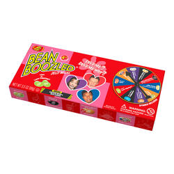 BeanBoozled Love Me or Not Jelly Beans 3.5 oz Spinner Gift Box (4th Edition)