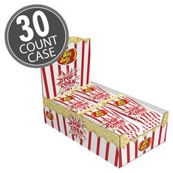 Jelly Belly Buttered Popcorn 1 oz Bag, 30-Count Case
