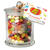 Jelly Belly Classic Glass Jar-thumbnail-1