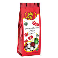 Christmas Chocolate Dutch Mints - 6 oz Gift Bag
