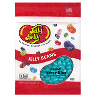 Jewel Berry Blue Jelly Beans - 16 oz Re-Sealable Bag