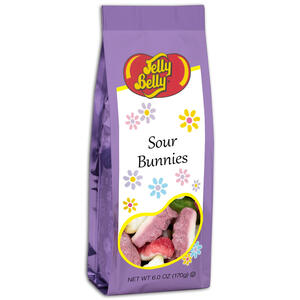 Sour Bunnies - 6 oz Gift Bag