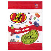 Juicy Pear Jelly Beans - 16 oz Re-Sealable Bag