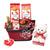 Valentine's Day Sweet Treats Gift Basket with Teddy Bear-thumbnail-2