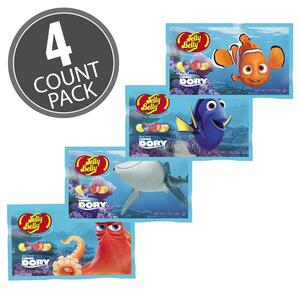 Disney©/PIXAR Finding Dory Jelly Beans 1 oz Bag 4-Count Pack