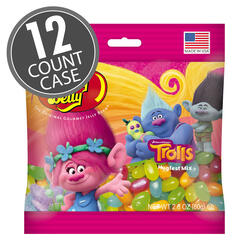 DreamWorks© Trolls Jelly Beans 2.8 oz Gift Bag 12-Count Case