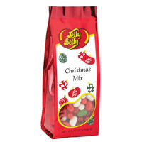 Jelly Belly Christmas Mix - 7.5 oz Gift Bag