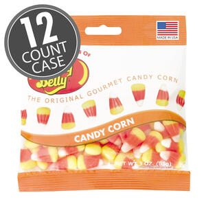 Candy Corn - 3 oz Bag - 12 Count Case