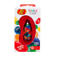 Jelly Belly Dual USB Car Charger