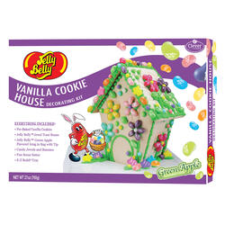 Jelly Belly Vanilla Cookie House Easter Decorating Kit