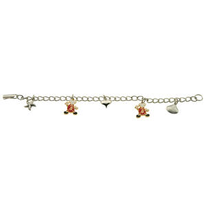 Mr. Jelly Belly Charm Bracelet