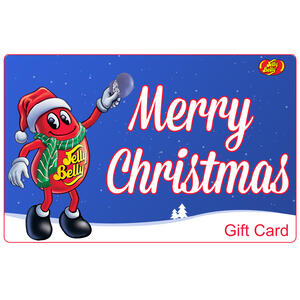 Jelly Belly Online Gift Card - Merry Christmas