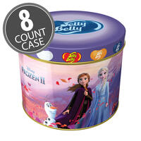 Disney© FROZEN 2 Jelly Beans Gift Tin - 3.92 oz Tin - 8 Count Case