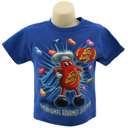 Mr. Jelly Belly Superbean Toddler T-shirt - Size 3