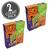 BeanBoozled Trick or Treat Jelly Beans 1.6 oz Flip Top Box (4th Edition), 2-Count Pack-thumbnail-1