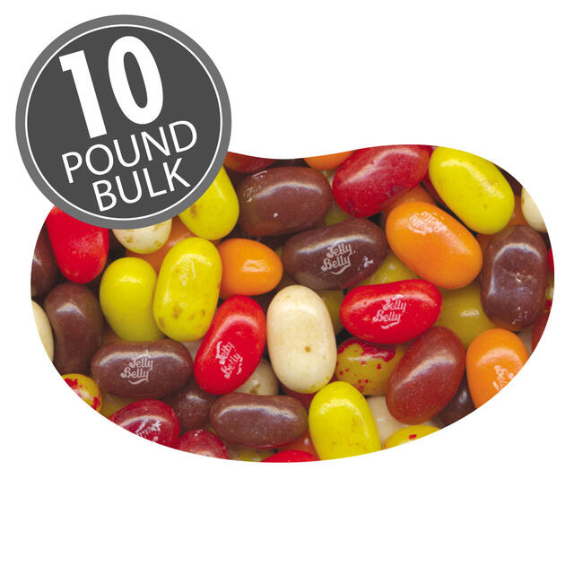 Autumn Jelly Bean Mix  - 10 lbs bulk