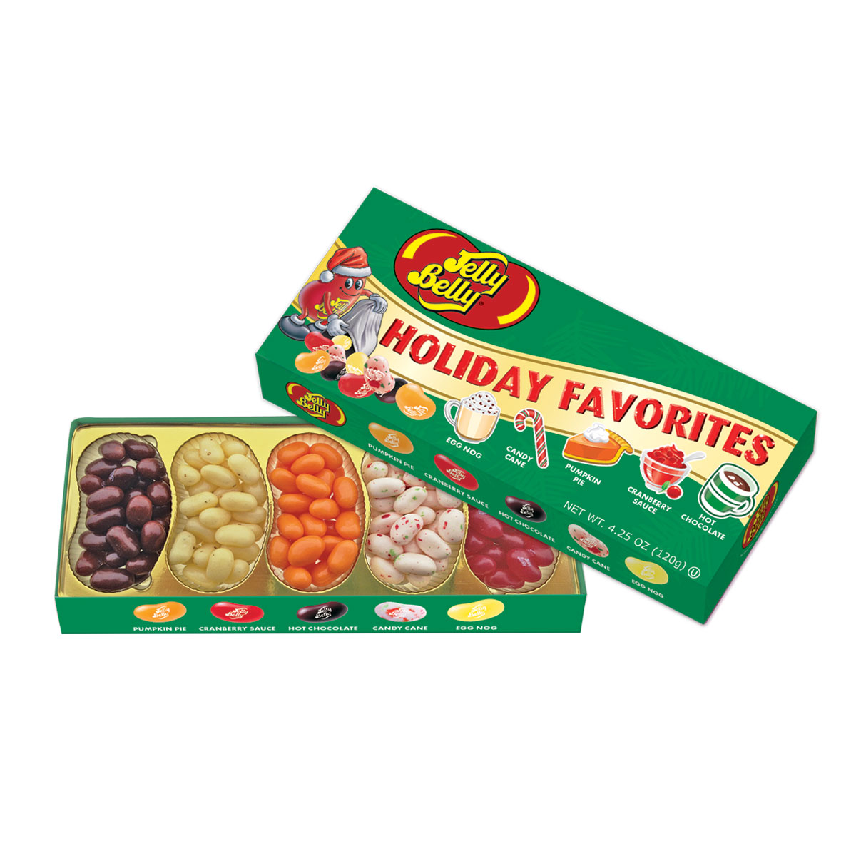 Holiday Favorites Jelly Bean 4.25 oz Gift Box