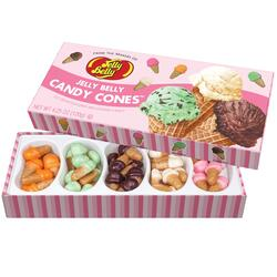 Jelly Belly Candy Cones® - 4.25 oz Gift Box