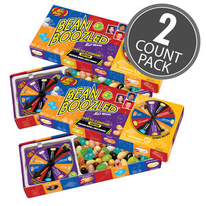 BeanBoozled Spinner Jelly Bean Gift Box (4th edition) 2-Count Pack