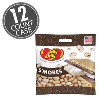 S'mores Jelly Beans 3.5 oz Grab & Go® Bag - 12 Count Case