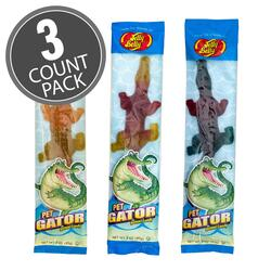 Gummi Pet Gators - 3 oz - 3-Count Pack