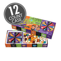 BeanBoozled Trick or Treat 3.5 oz Spinner Gift Box (5th edition), 12-Count Case