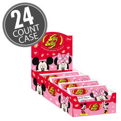 Minnie Mouse Jelly Beans - 1 oz Bag - 24 Count Case