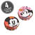 Disney© Mickey Mouse and Minnie Mouse 1 oz Tin - 4-Count Pack-thumbnail-1