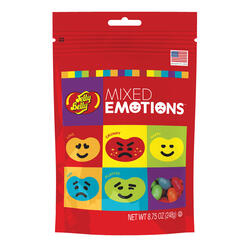 Jelly Belly Mixed Emotions® 8.75 oz Pouch Bag