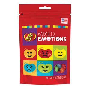 Jelly Belly Mixed Emotions™ 8.75 oz Pouch Bag