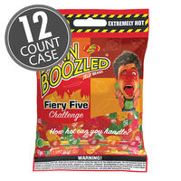 BeanBoozled Fiery Five 1.9 oz Bag - 12-Count Case