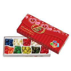 10-Flavor Jelly Bean Valentine's Day Gift Box